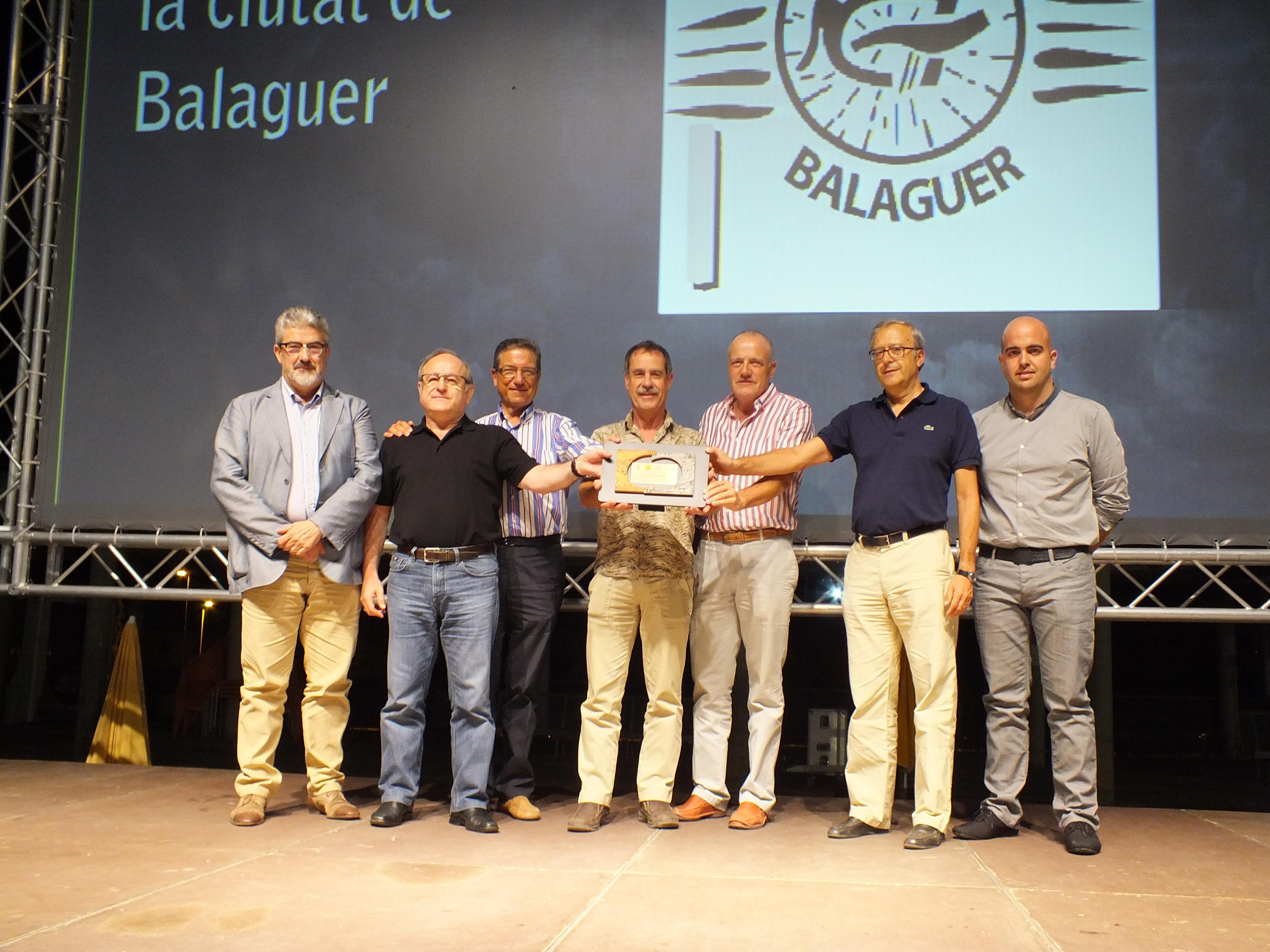 El Cc Balaguer Premiado En La Noche Del Deporte De Balaguer  # Mobles Roure Balaguer