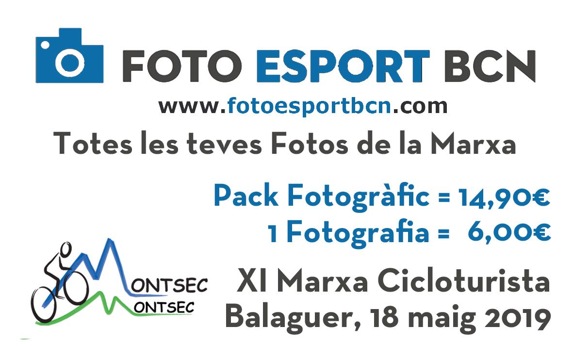 Anunci Pack Fotogràfic Fotoesportbcn MONTSEC-MONTSEC 2019