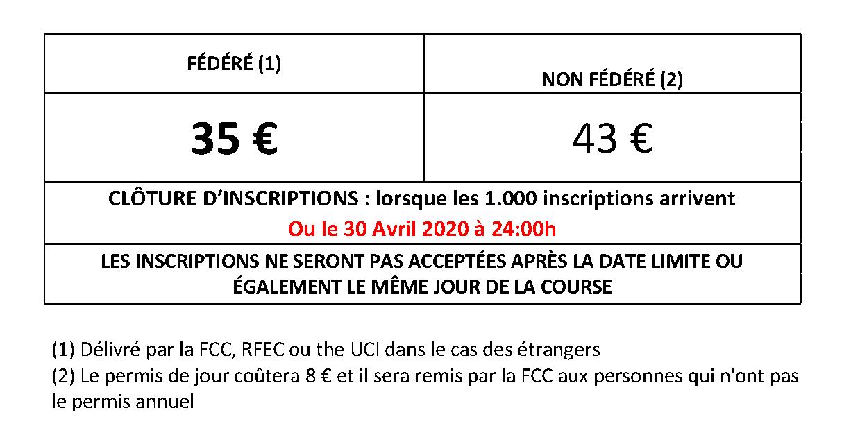 taula preus francès 20200101