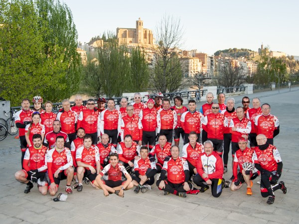 foto Club Ciclista Balaguer 02.04.2017